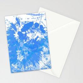 Splashes - Blue Stationery Cards
