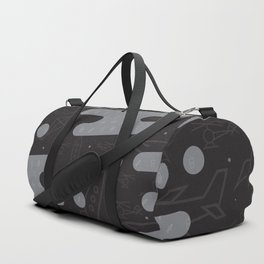 Sweet Clouds Over Flying Machines Duffle Bag