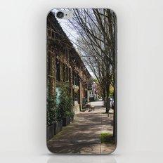 Portland Street Scene 2 iPhone & iPod Skin