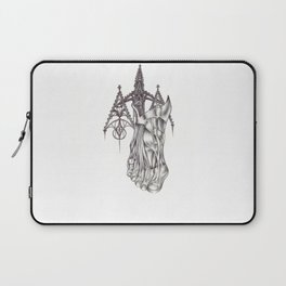 I don't know who lives there. I don't know what happened. Laptop Sleeve