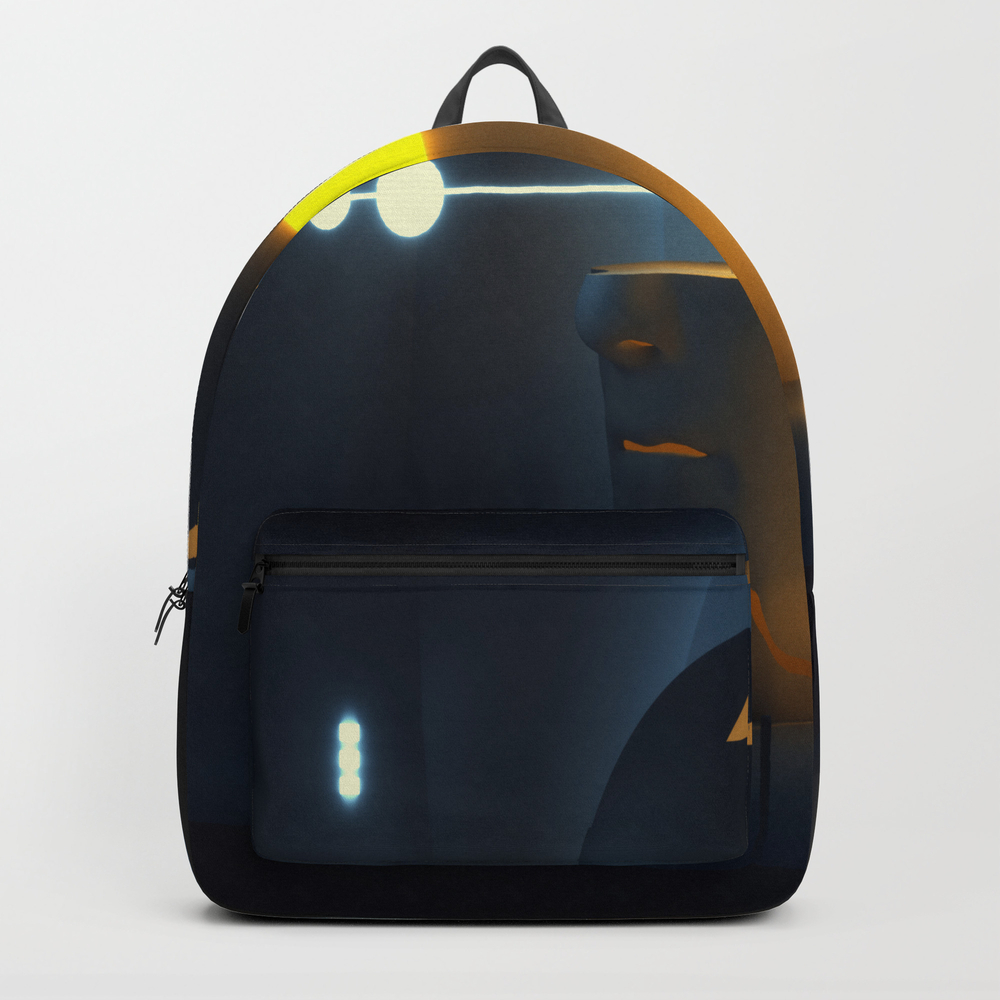 Skewered Backpack by Mad_mikes_visuals BKP8247215