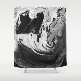 SPINA NO.2 Shower Curtain