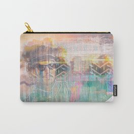 Psychedelic 80's Dood Carry-All Pouch
