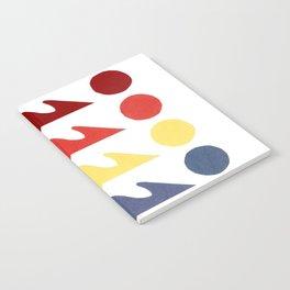 Odd shapes 3 Notebook