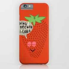 Strawberry Fields Slim Case iPhone 6s
