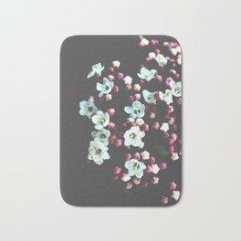 Viburnum Flowers Bath Mat