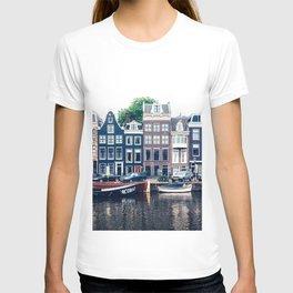 Street in Amsterdam T-shirt