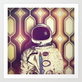 Back Down To Earth Art Print