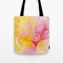Vernal Equinox Tote Bag