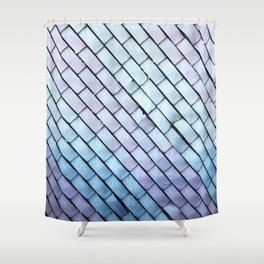 Fenced. Shower Curtain