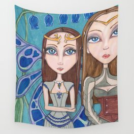 Fairies Wall Tapestry