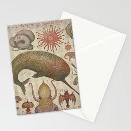 Marine Curiosities I Stationery Cards