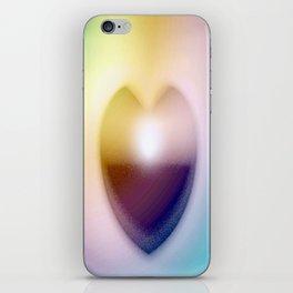 Time zu say goodbye! iPhone Skin