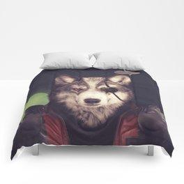 Star Team - Wolf Comforters