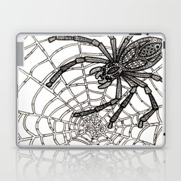 Jewelled Spider Laptop & iPad Skin
