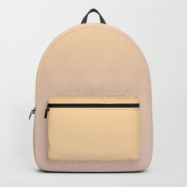 Ombre Vintage Rose Dusty Pink and Gold Backpack