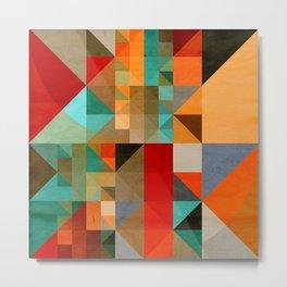 Mosaico 178 Metal Print