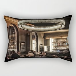 Dining in Style Rectangular Pillow
