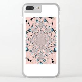 tea1.1 Clear iPhone Case