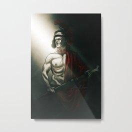 The 5th Invictus Metal Print