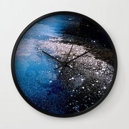 Frozen Wall Clock