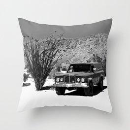 JeepJ300 Throw Pillow