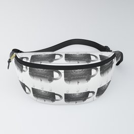 Midnight Coffee Fanny Pack