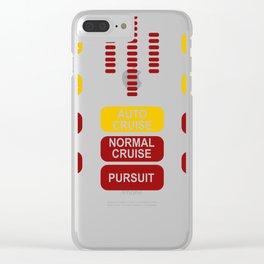 KITT Knight Rider Clear iPhone Case