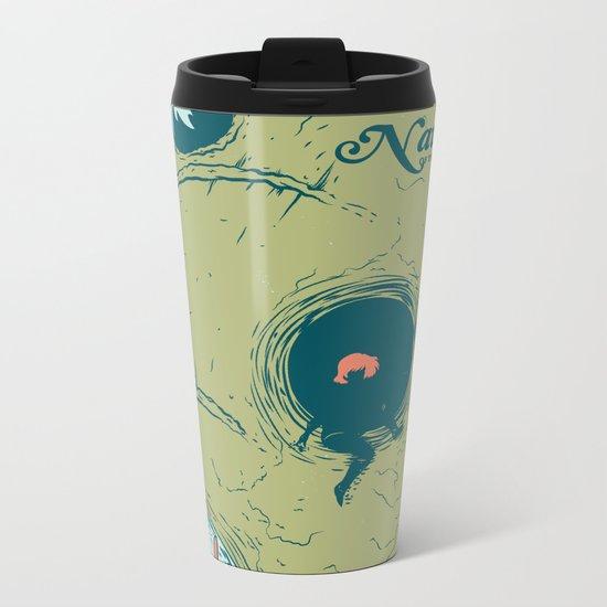 Nausicaä of the Valley of the Wind Metal Travel Mug