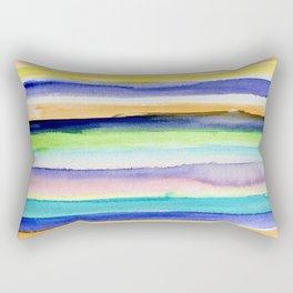 Aquarella III Rectangular Pillow