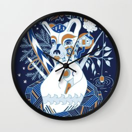 My Finland Wall Clock