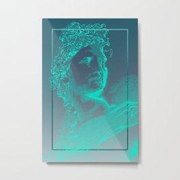 Apollo - God of Art and Light Metal Print