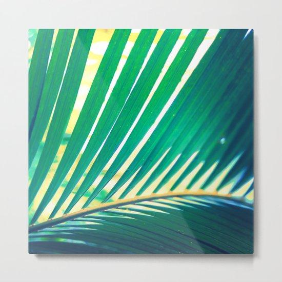 Tropical Exuberance I Metal Print