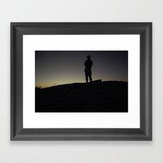Stand Alone Framed Art Print