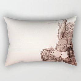 Bonds Rectangular Pillow