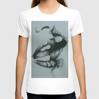 romance T-shirts featuring Romance by Esteban Garza