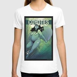 Coyotes, Gaia T-shirt