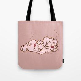 Luna & Lolli Pink - Sleeping Tote Bag