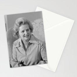 Margaret Thatcher Stationery Cards