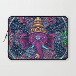 Eye of Ganesh Laptop Sleeve
