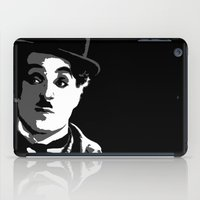 charlie iPad Cases featuring Charlie by DRMdesign