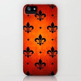 Gauzy Glory iPhone Case