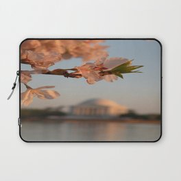Blossoming Memorial Laptop Sleeve