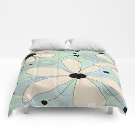 FLOWERY ASTA  / ORIGINAL DANISH DESIGN bykazandholly Comforters