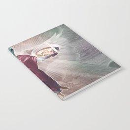 Ramen Alien Jesus Notebook