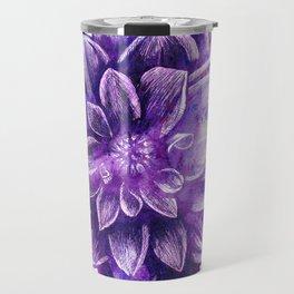 Flower V.2 Travel Mug