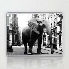 Street walker II Laptop & iPad Skin