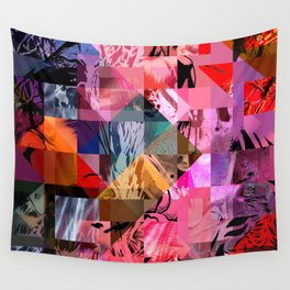 NEUROMANTIC Wall Tapestry
