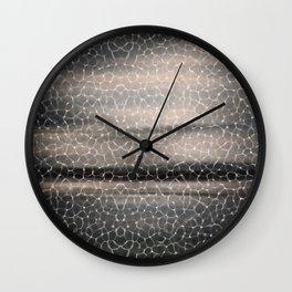 Muddy Waters, Fresh Wind Wall Clock