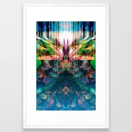 Transcendence (Notions of Self) Framed Art Print